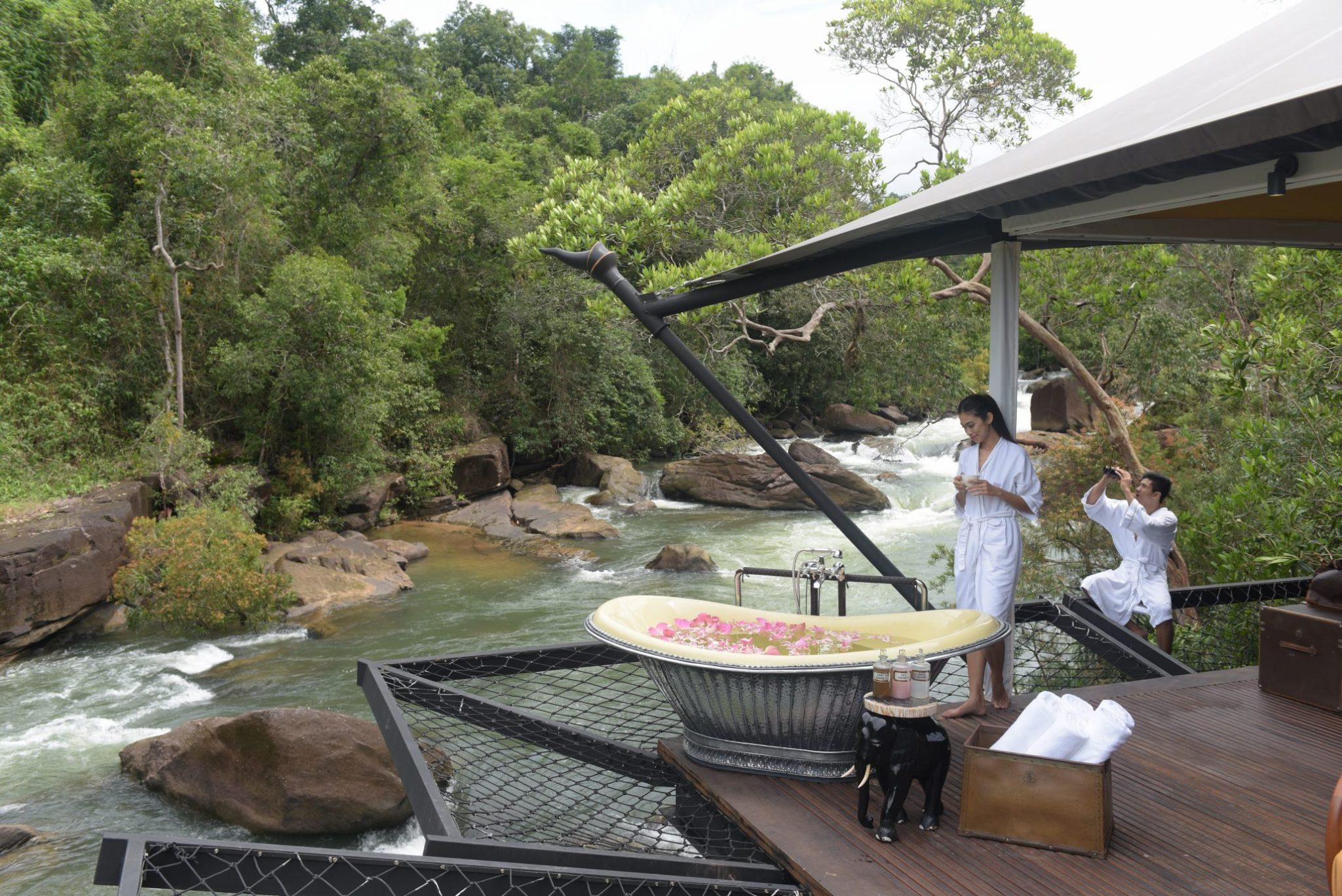 Luxury retreat Shinta Mani Wild