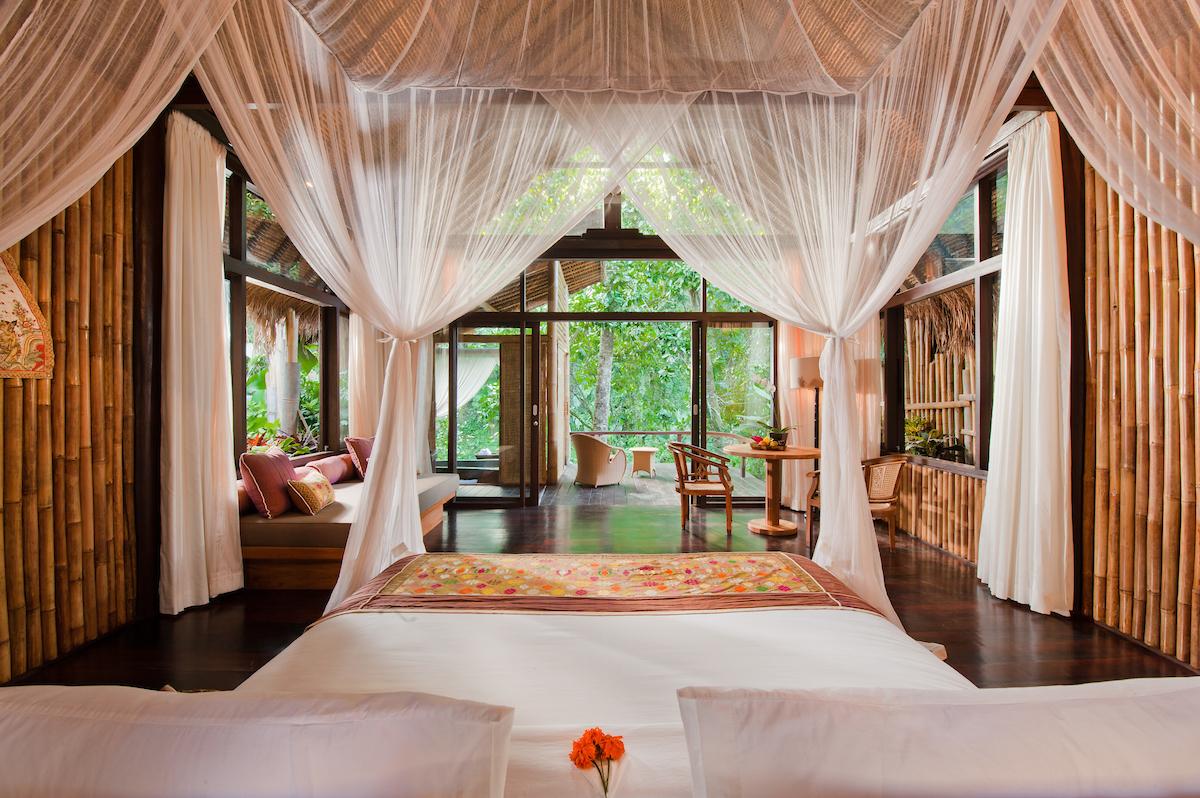 luxury couple and wellness retreat