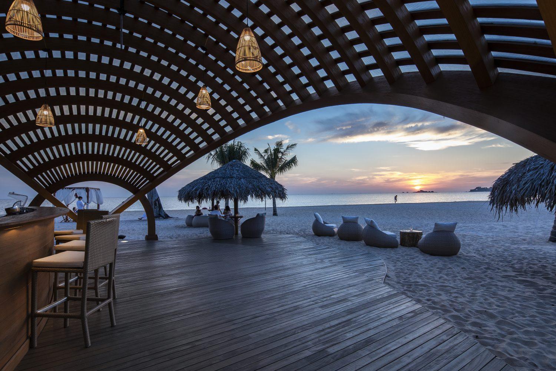 Fusion Resort Phu Quoc beach