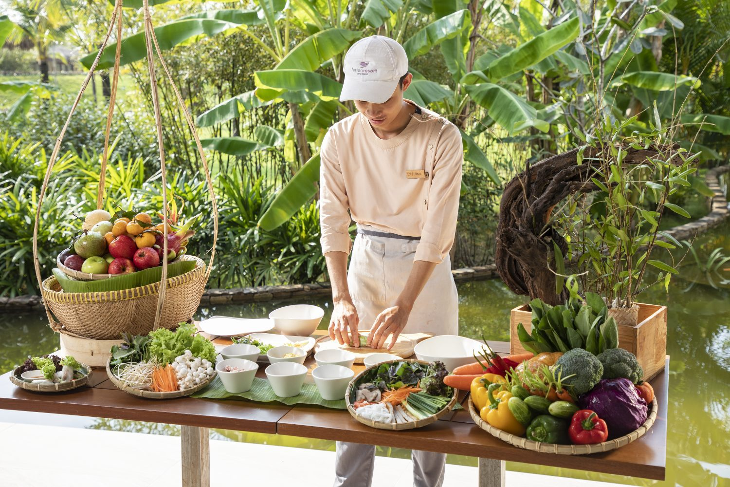 Cooking class fusion resort phu quoc-2